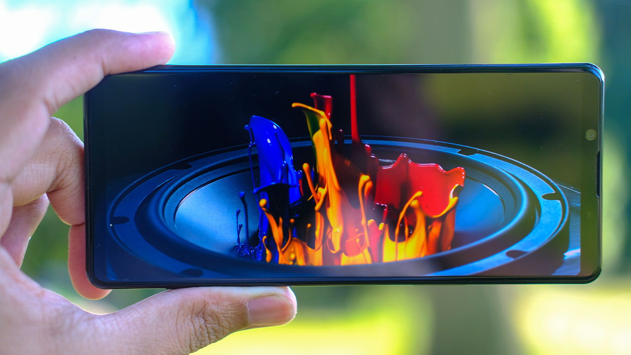 Xperia 1 II review part 1: Sony refines its cinematic phone formula