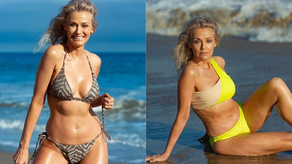 Ab bikini 50 frauen für Ausgefallene Mode