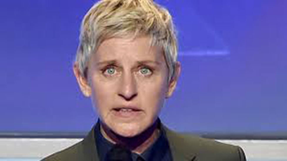 Ellen DeGeneres breaks silence on 'toxic workplace' allegations