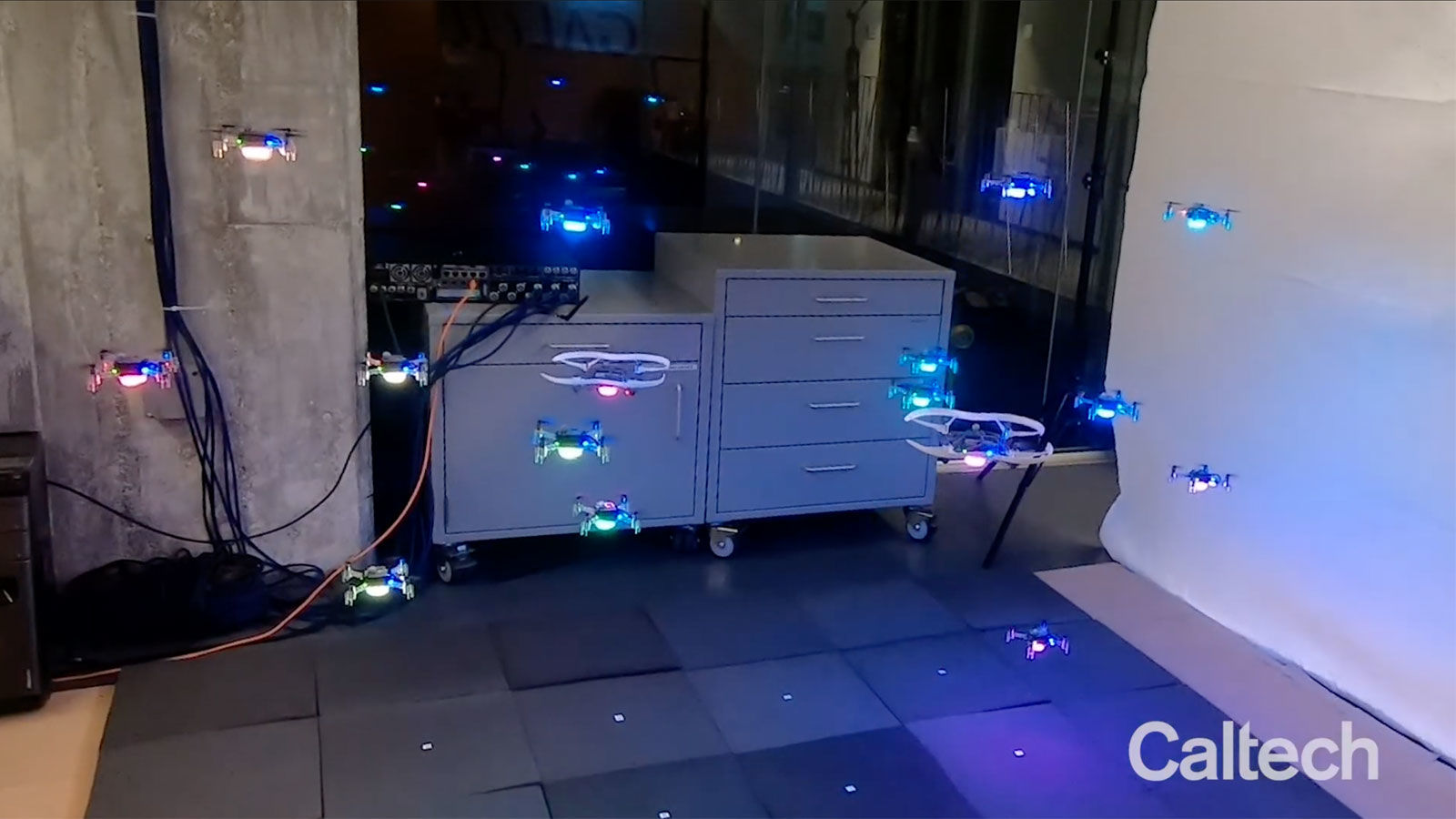 GLAS swarm AI