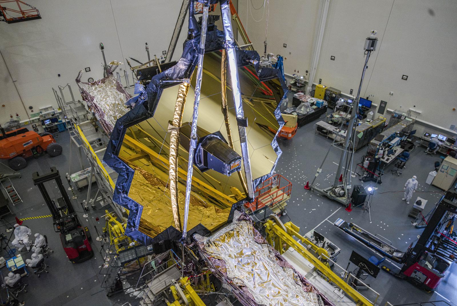 NASA delays James Webb Space Telescope launch until October 2021   Engadget
