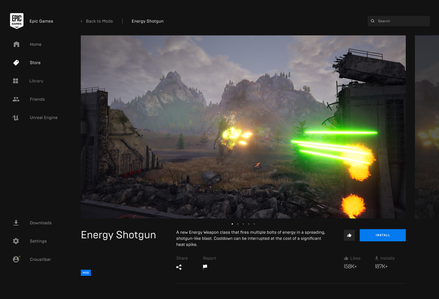 Epic Games Store adds support for community-made mods #rwanda #RwOT #yks2020
