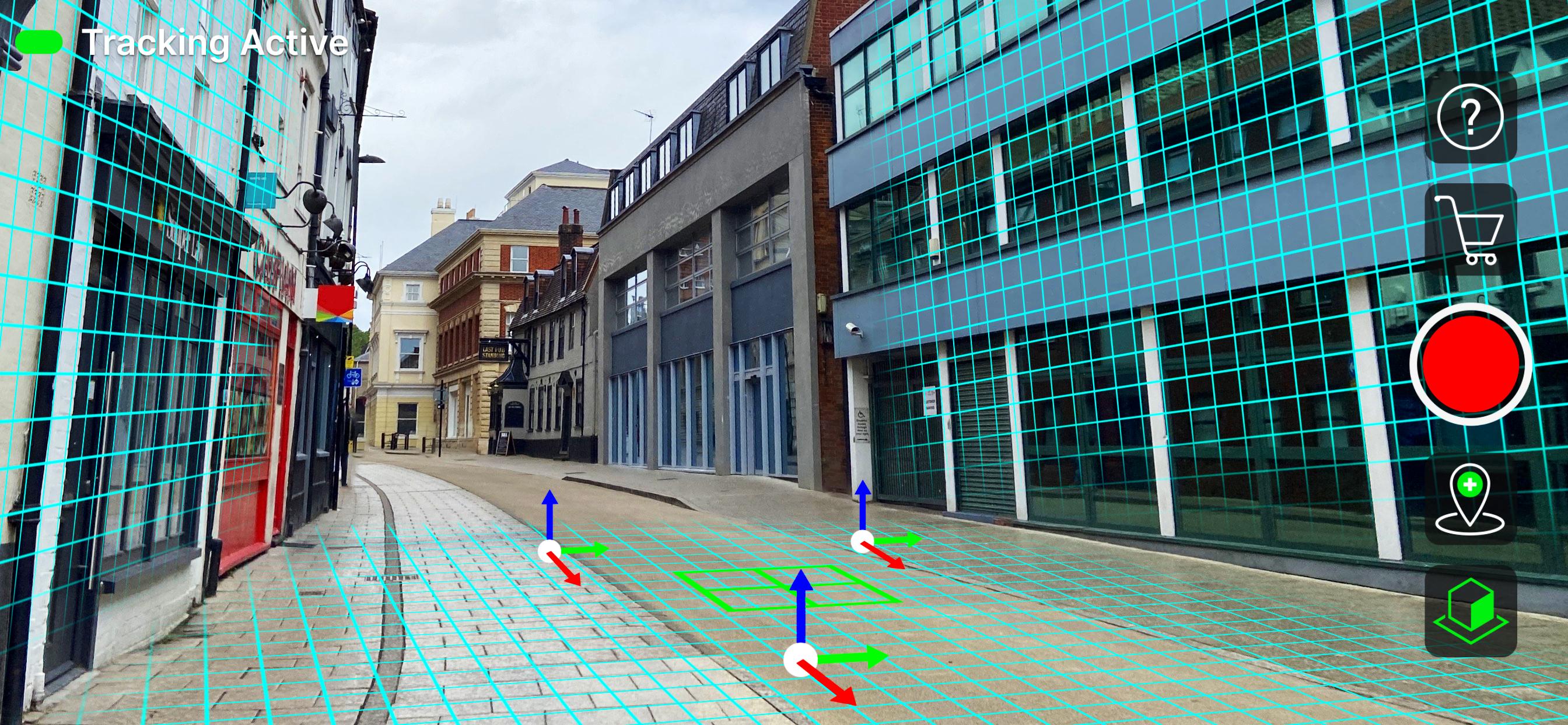 iPhone AR tech can improve amateur CGI