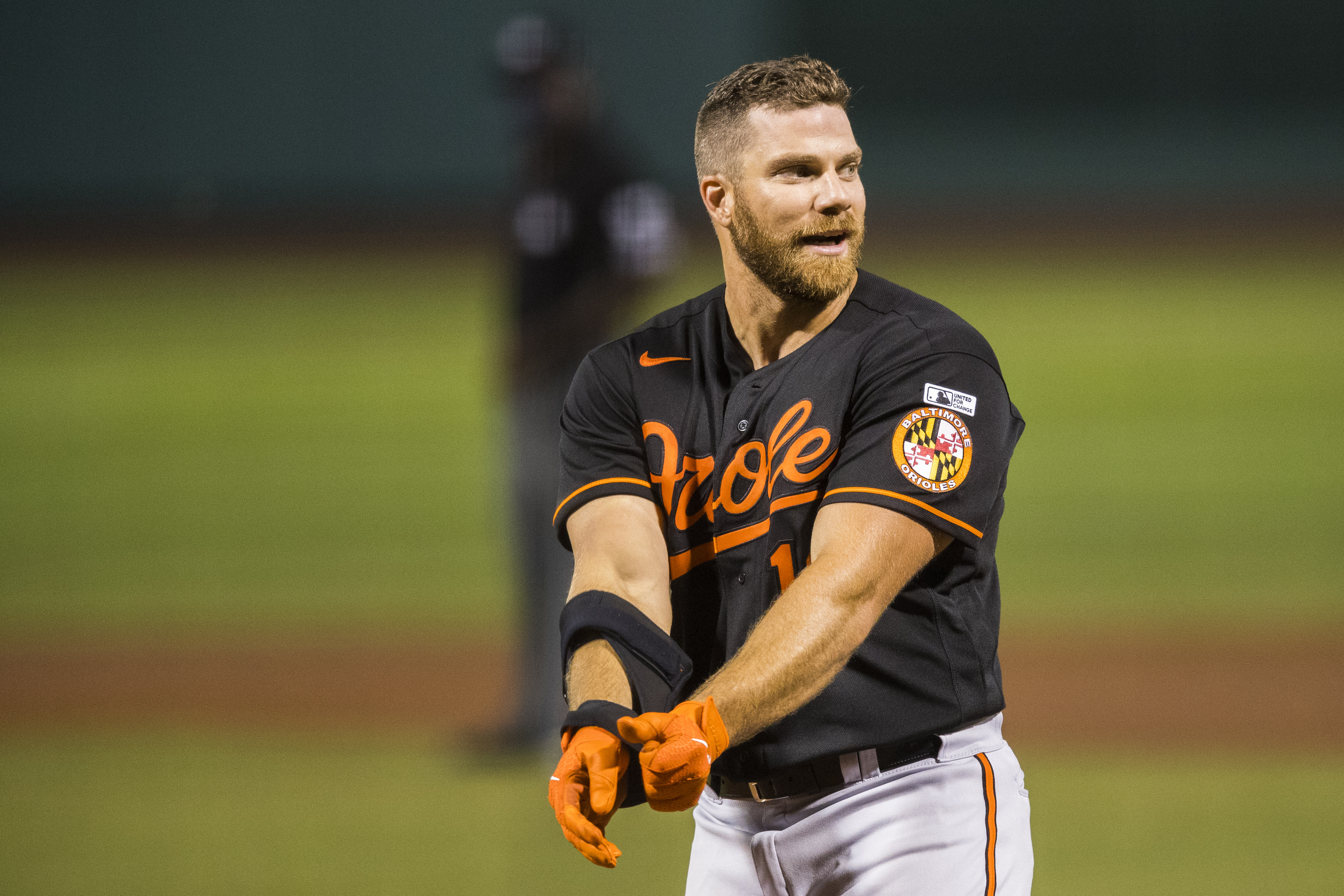 'A little unnerving': Chris Davis and the Orioles watched the Marlins outbreak unfold from Miami