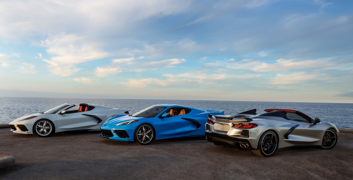 Chevrolet's refreshed 2021 Corvette has wireless CarPlay, Android Auto