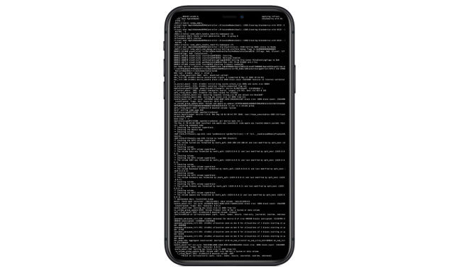 """""""Security Research Device"""" (SRD) iPhones"""