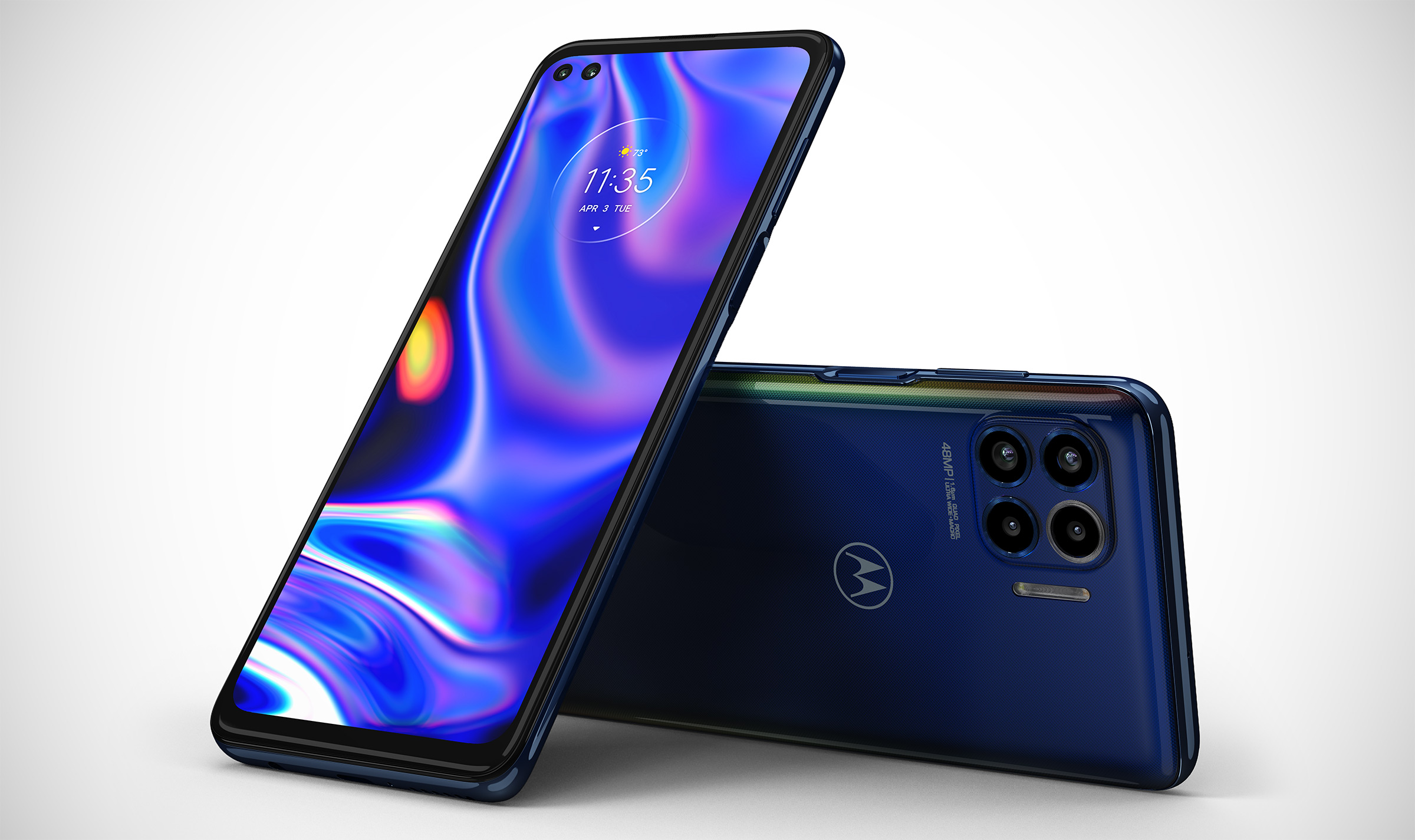 Motorola's latest mid-range phone is a sub-$500 stunner with 5G #rwanda #RwOT ベディ