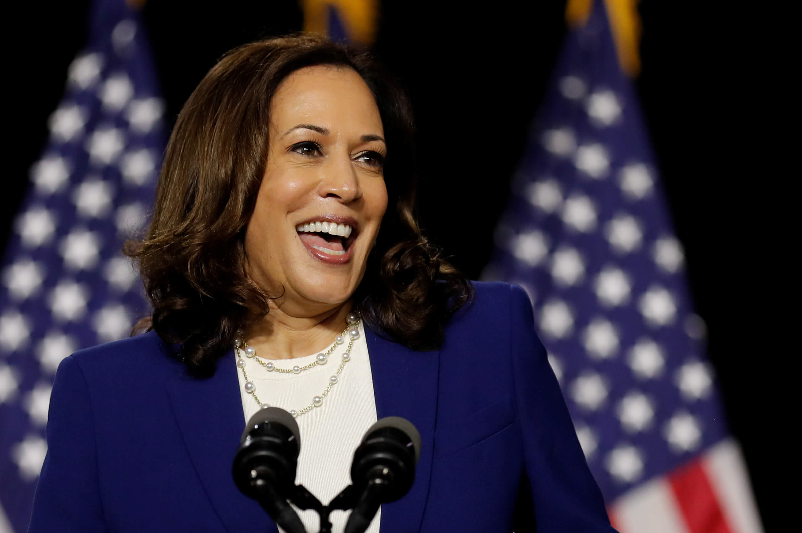 Who Is Kamala Harris Netizens Respond To The Indian Origin Us Vice President Nominee