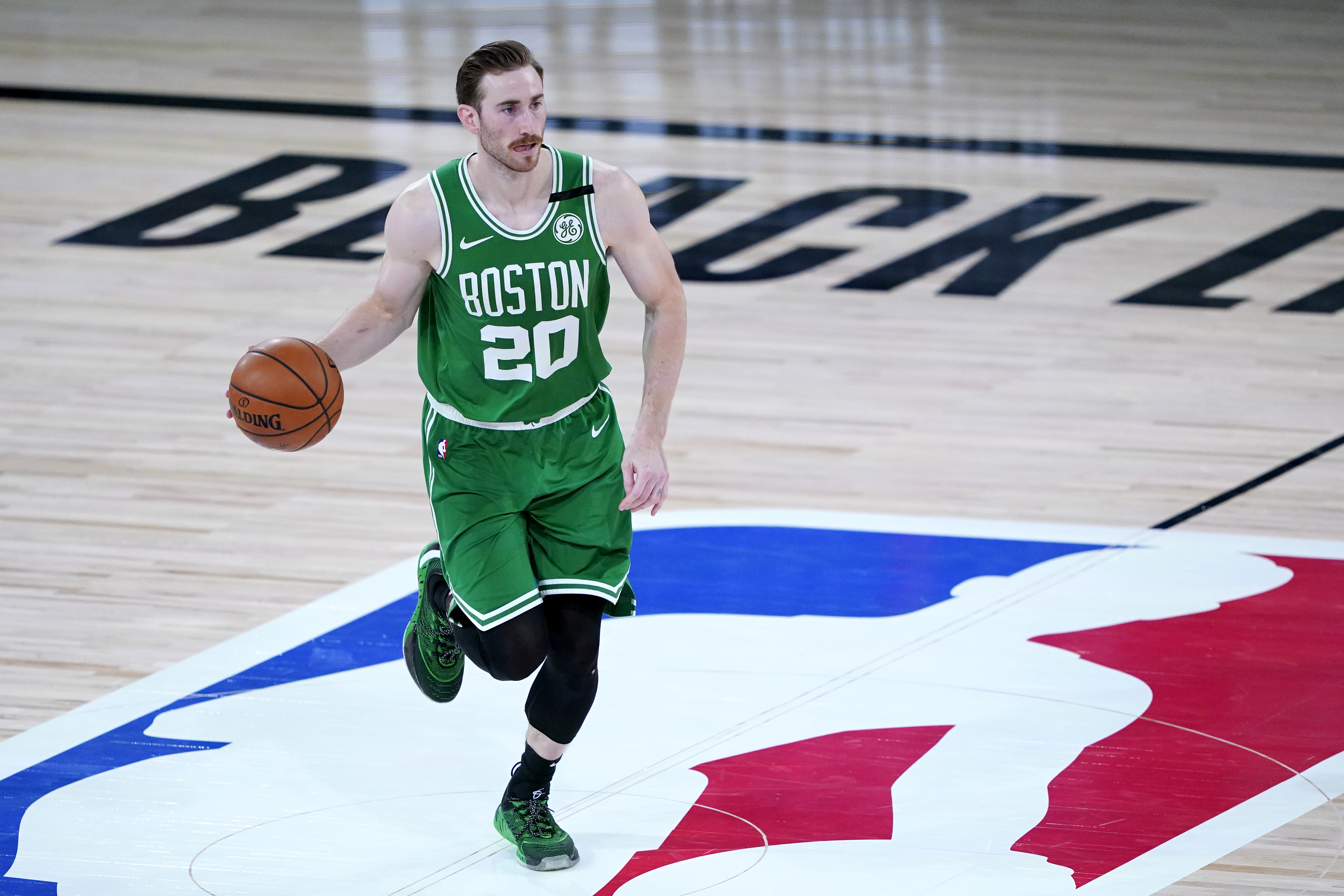 Gordon Hayward Returns For Celtics In Game 3 After Ankle Injury Leaving Bubble