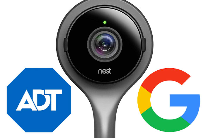 Google's Nest devices will be the 'cornerstone' of ADT smart home security