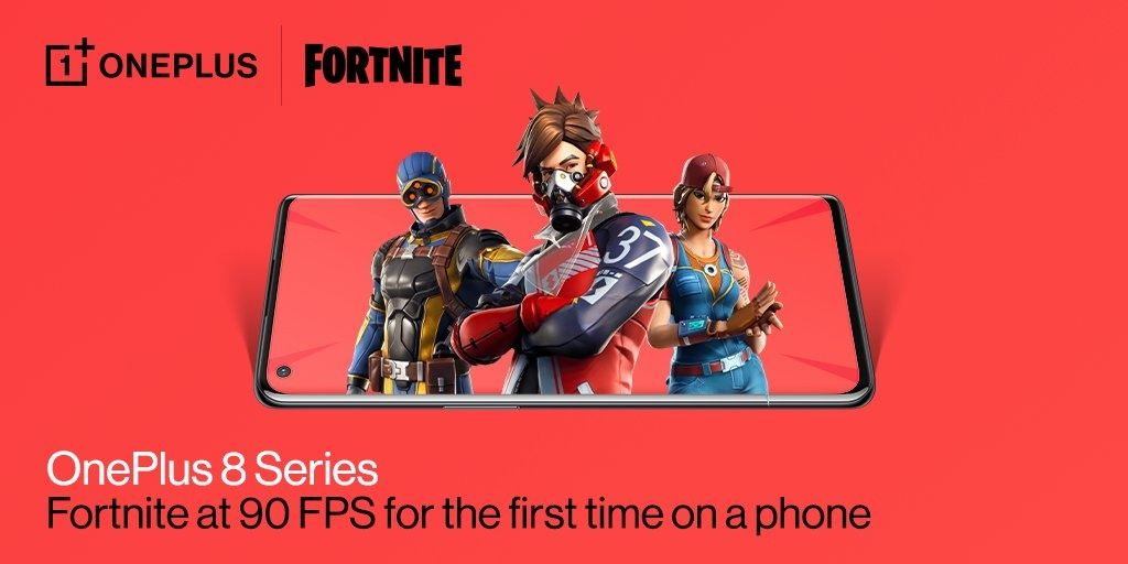 Fortnite Oneplus