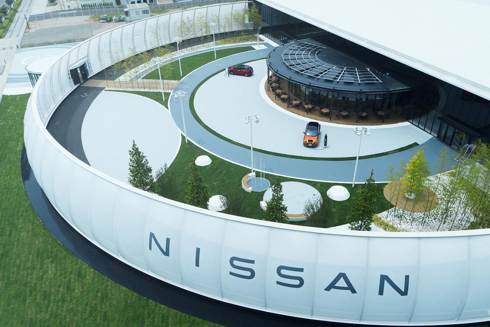 Nissan the Pavilion