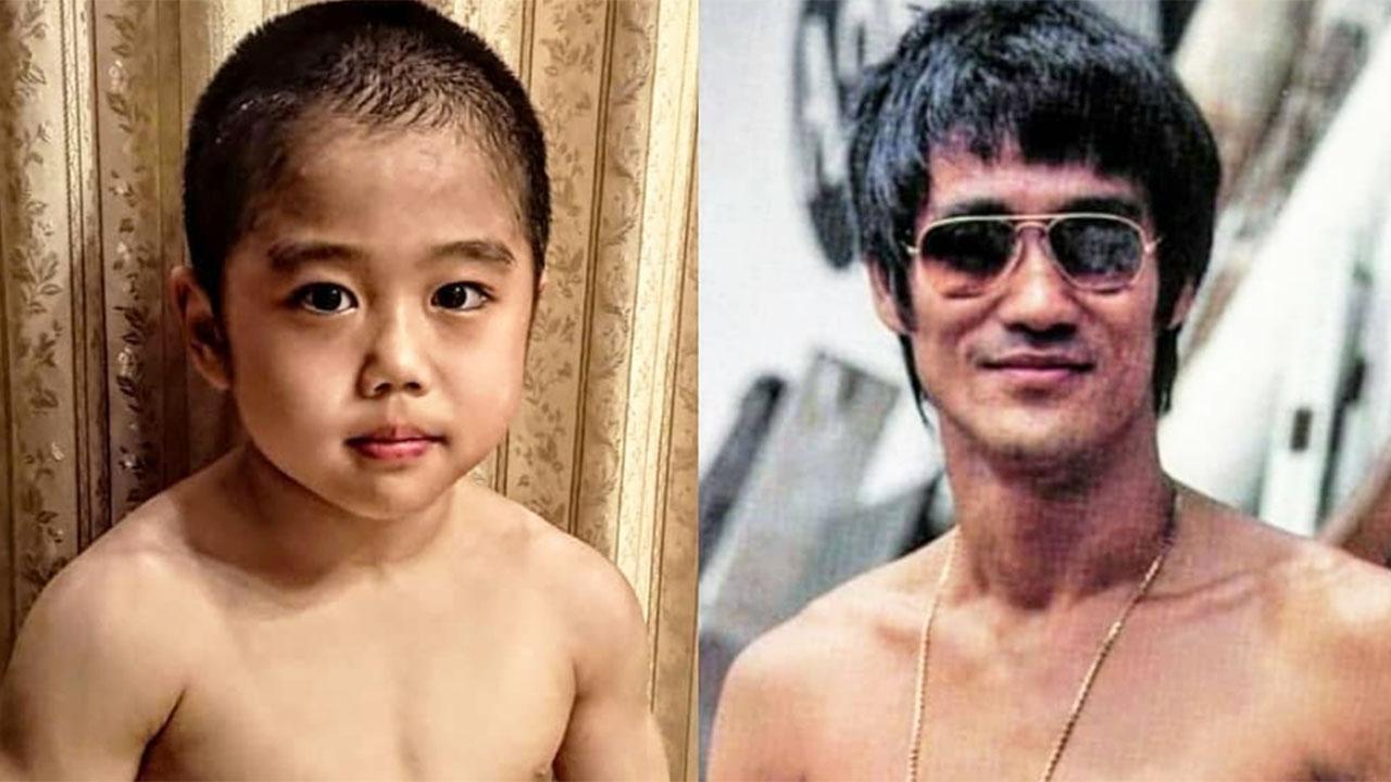 'Little badass': Internet erupts over 10yo Bruce Lee clone
