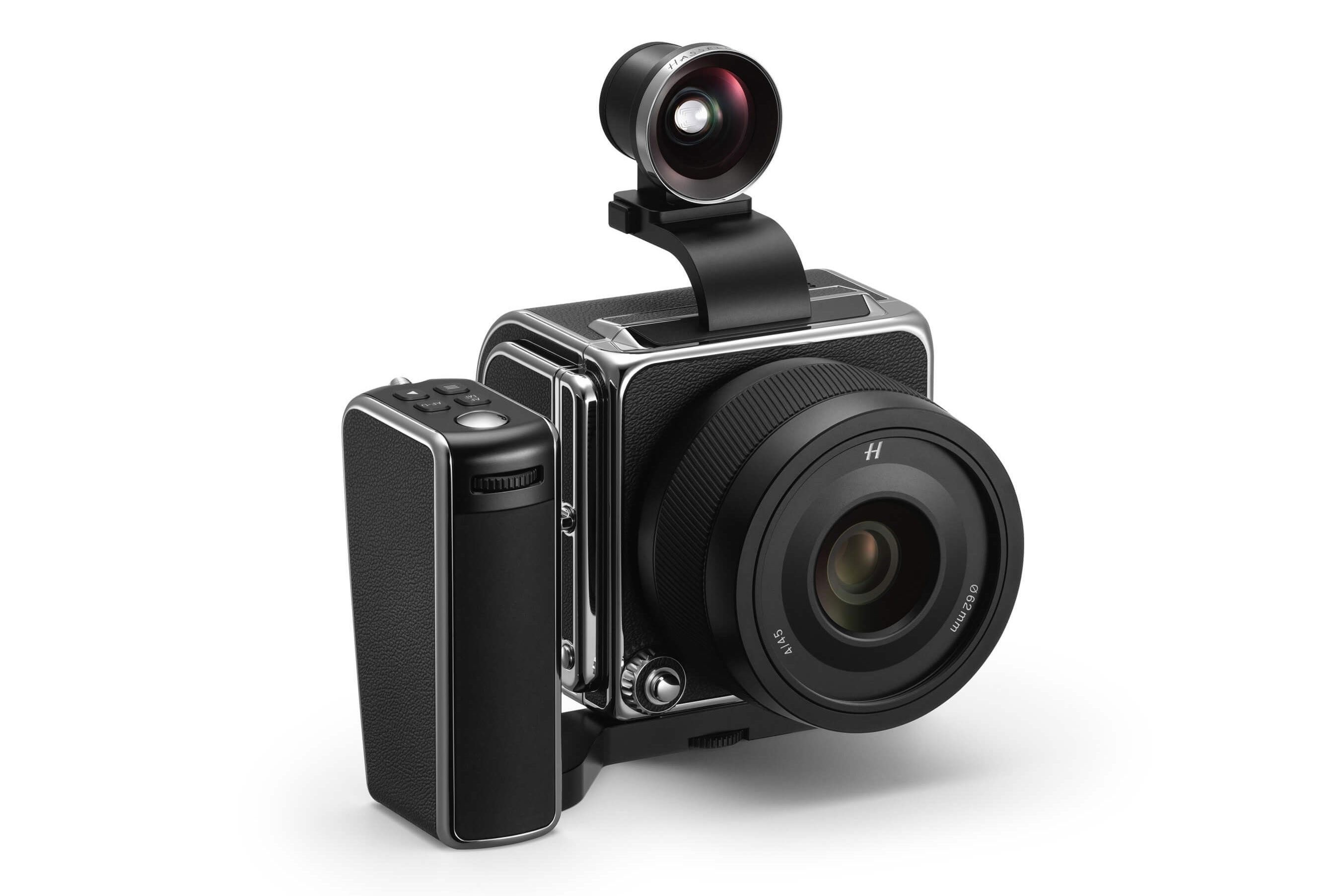 Hasselblad's 907X is a love letter to modular medium-format cameras