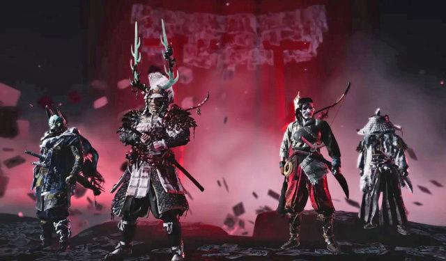 Ghost of Tsushima Legends mode