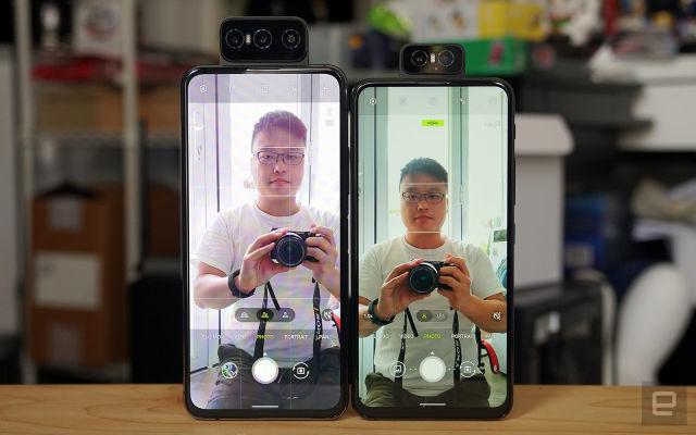 ZenFone 7 vs ZenFone 6