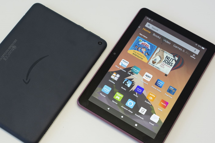 Amazon's Fire HD tablets are back at all-time lows