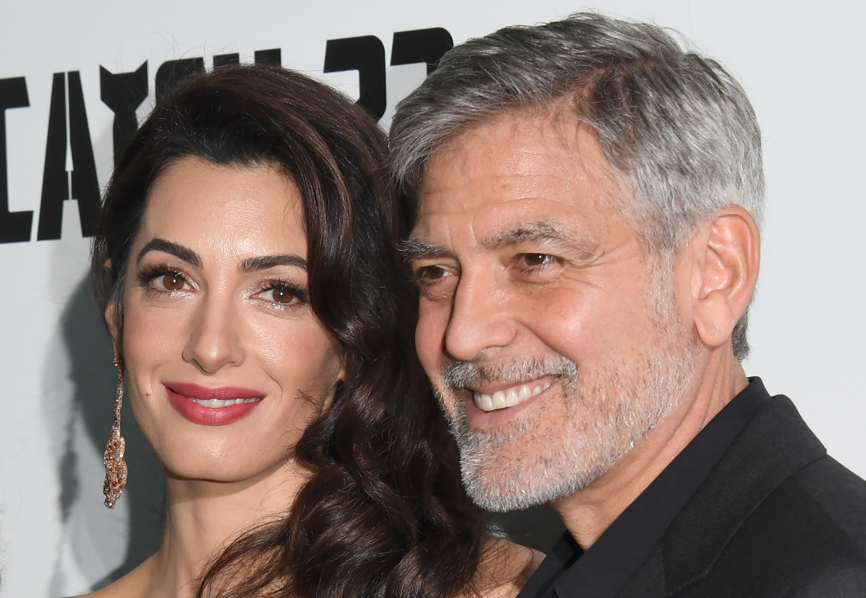 George Clooney recalls asking wife Amal to marry him: 'I was on my knee for like 20 minutes'