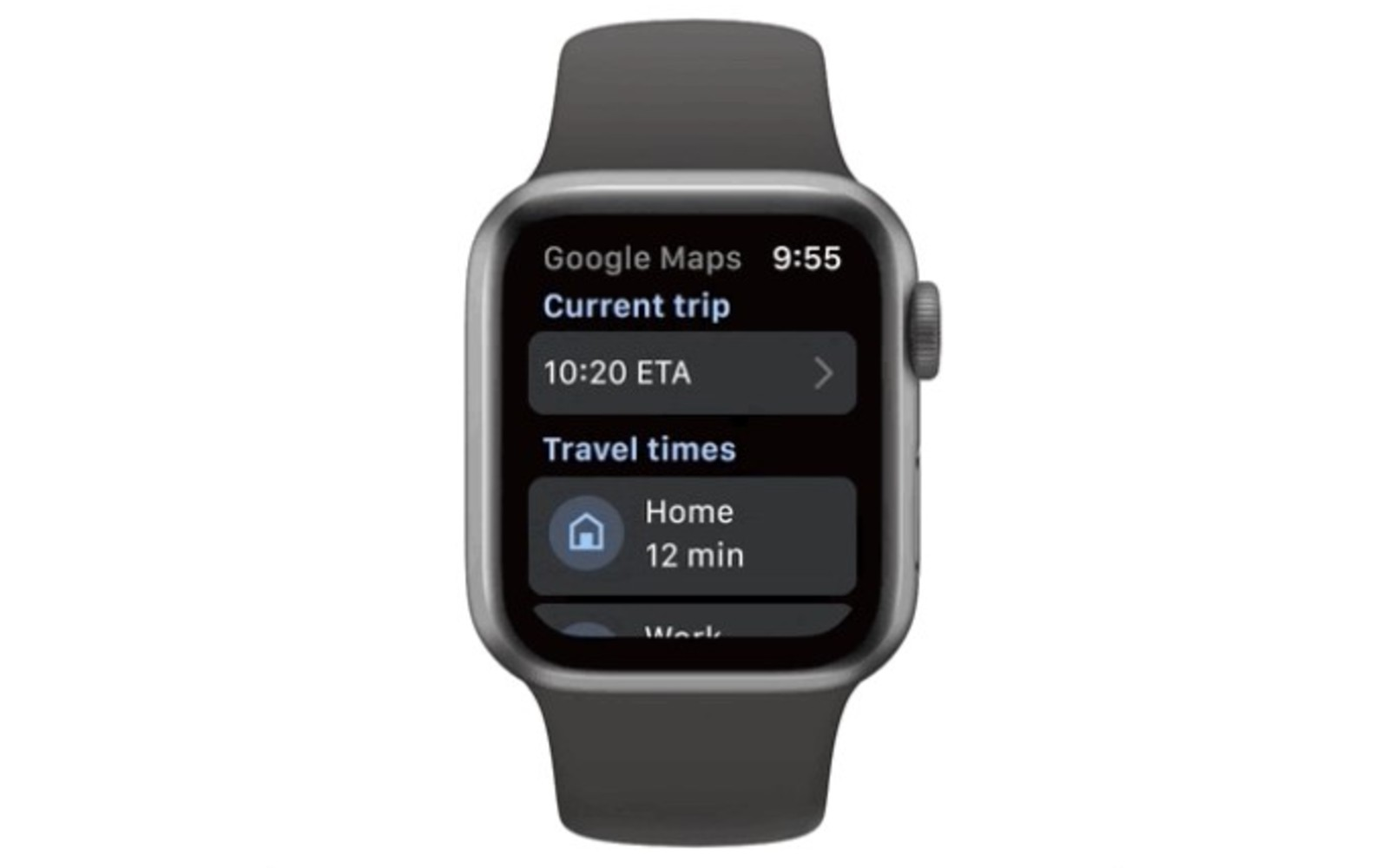 Google Maps is finally back on Apple Watch