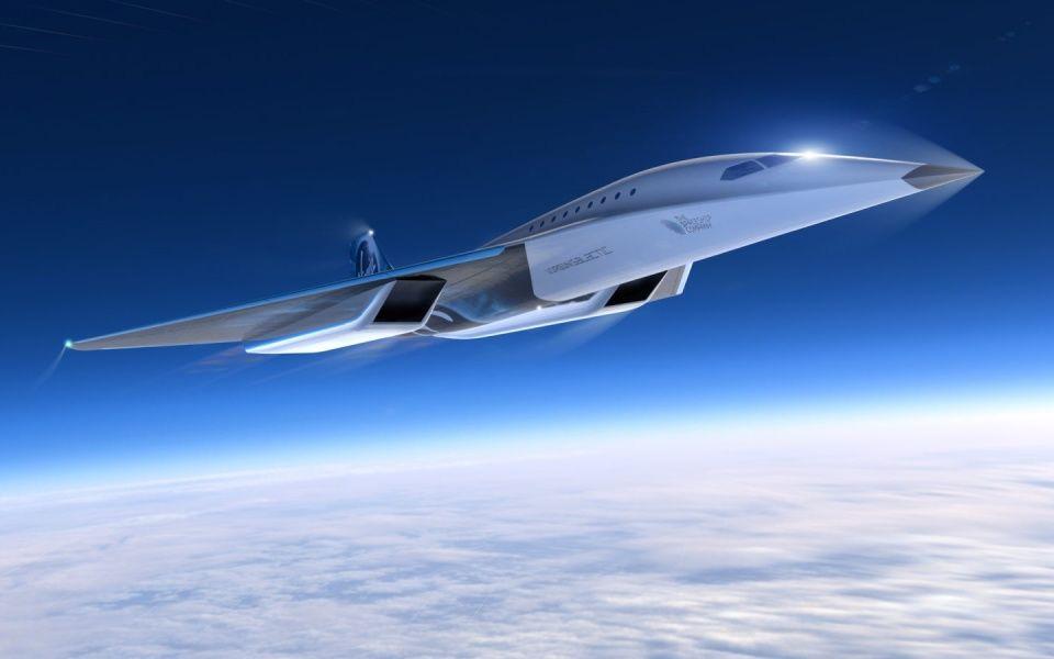 Mach 3 Plane