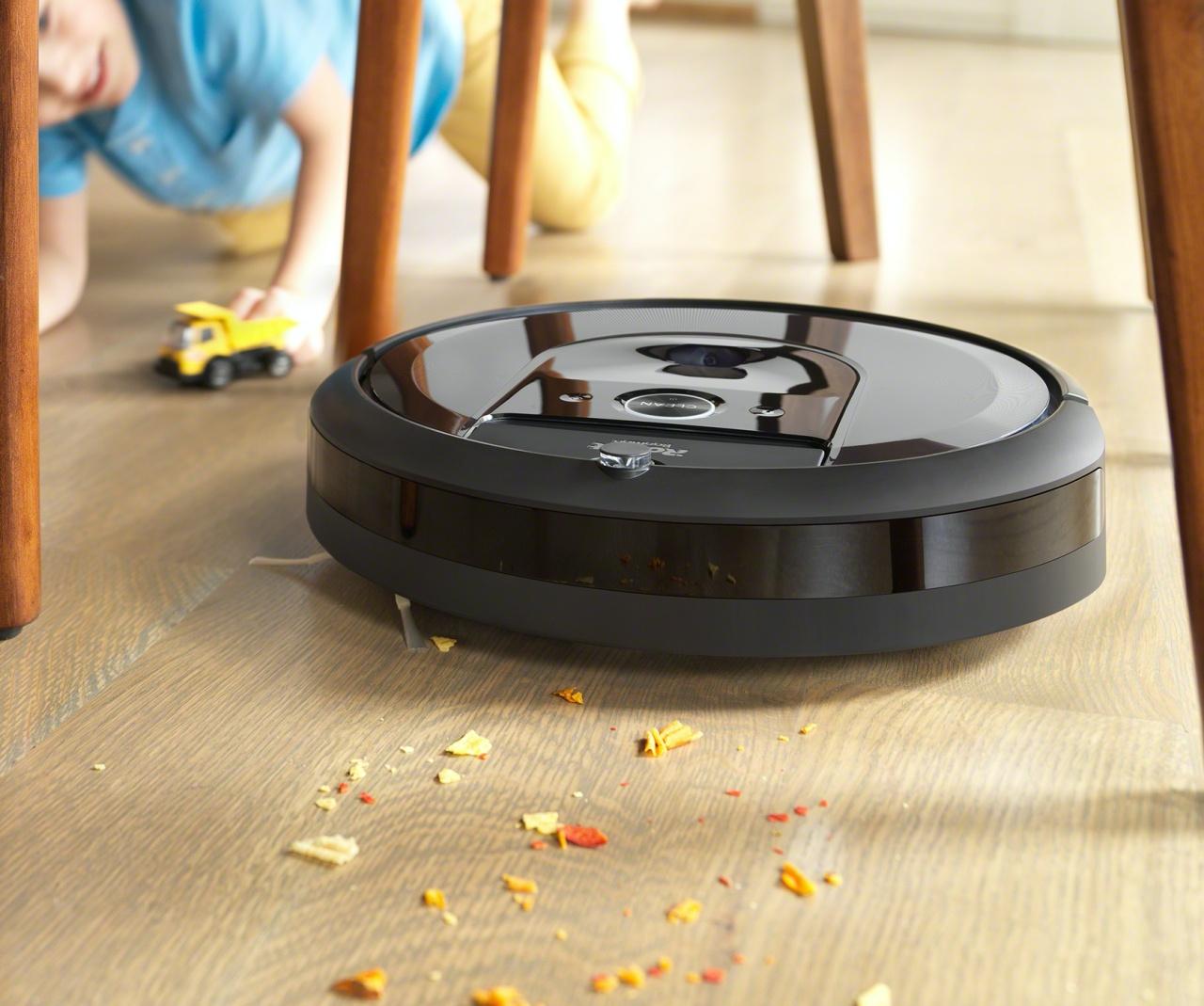 ロボット掃除機ルンバ、家具を認識して掃除可能に - Engadget 日本版