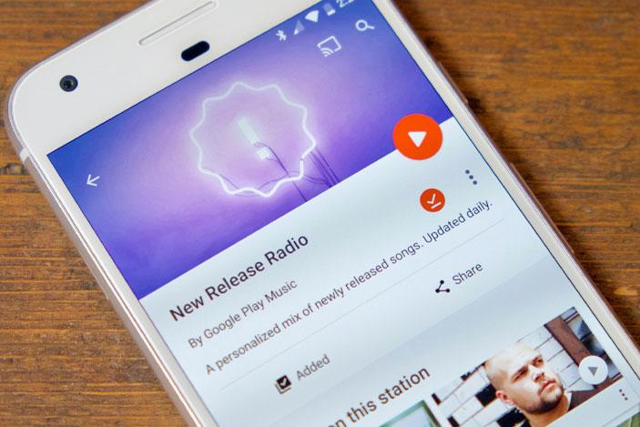 Google Play Music will start shutting down in September