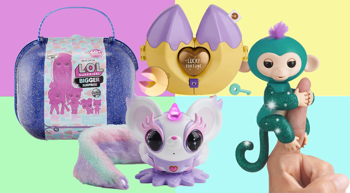 Amazon S Best Selling Toys Are More Than 60 Percent Off Scoop Up L O L Surprise Dolls Pixie Belles And More