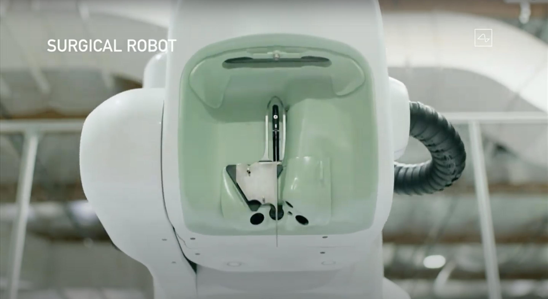 Elon Musk unveils V2 of the Neuralink brain-machine interface surgery bot