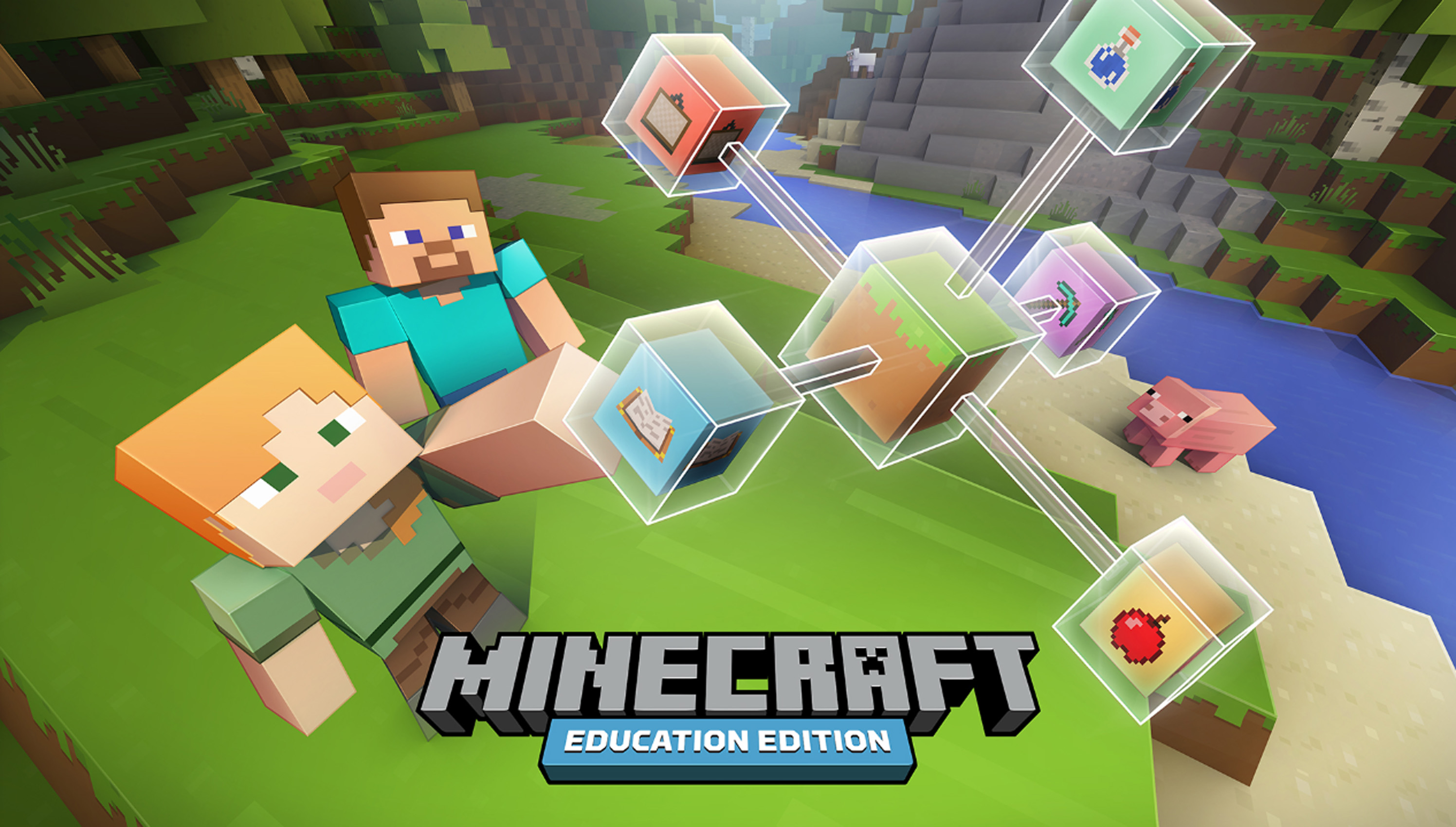 Minecraft: Education Edition is available on Chromebooks Engadget