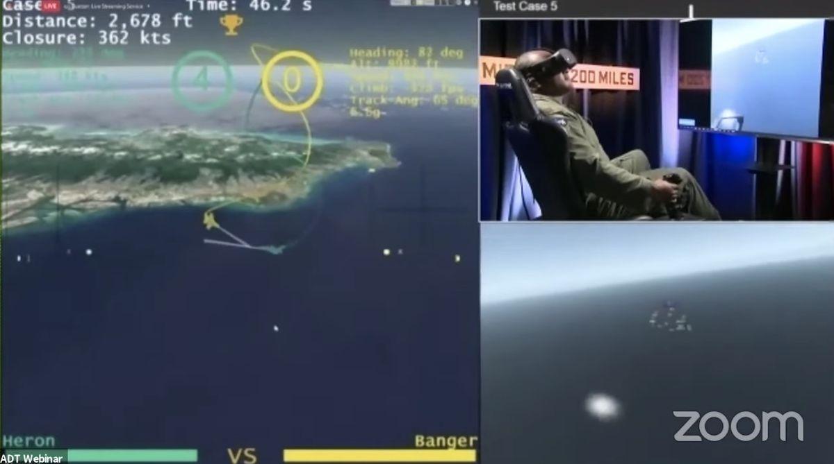 AI Air Combat