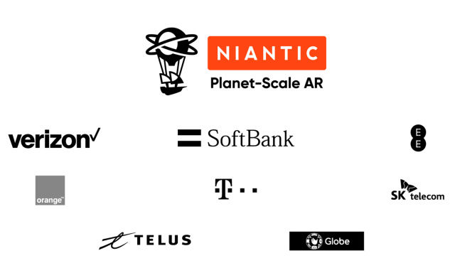 Niantic Planet-Scale AR Alliance