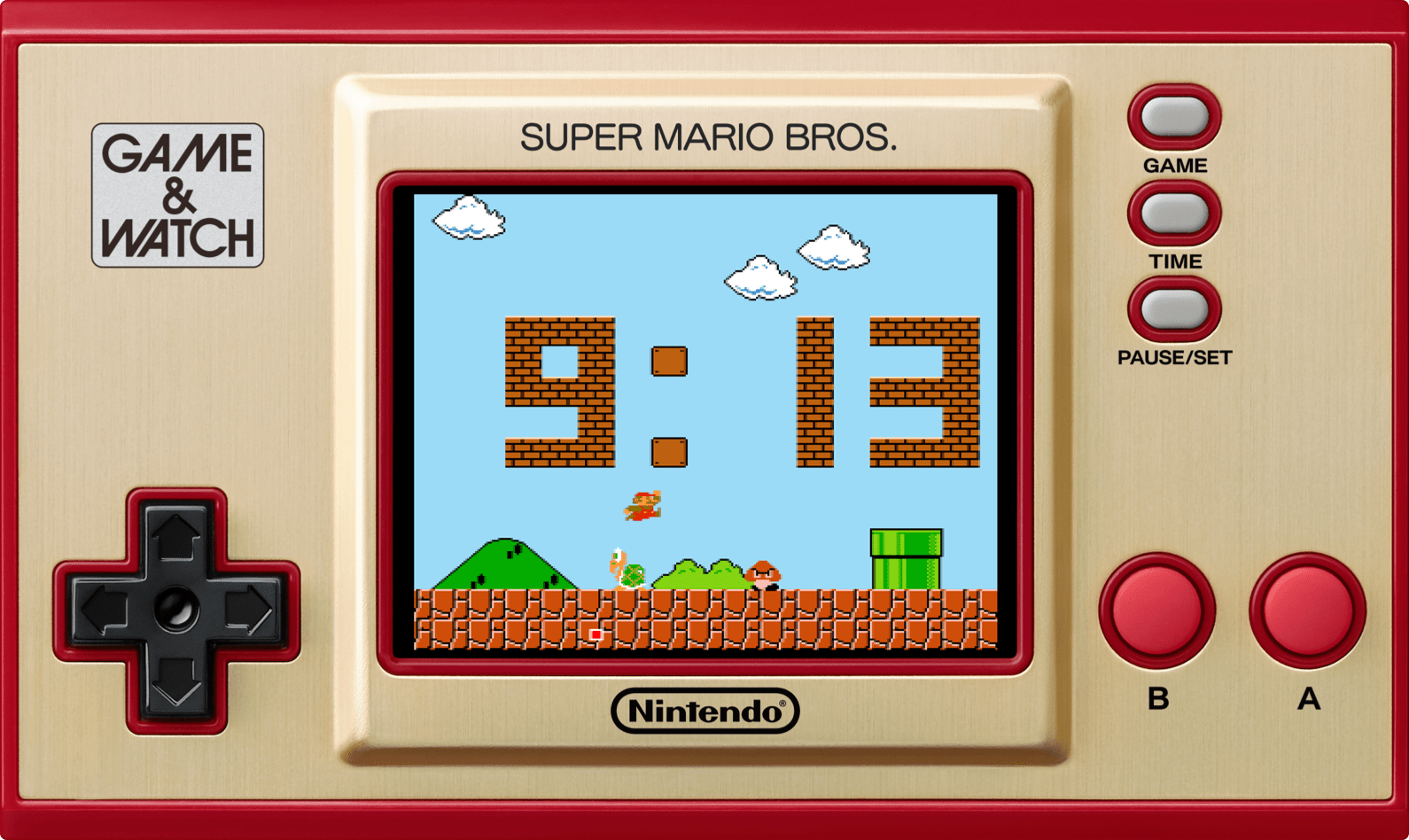 Game and Watch Super Mario Bros. image