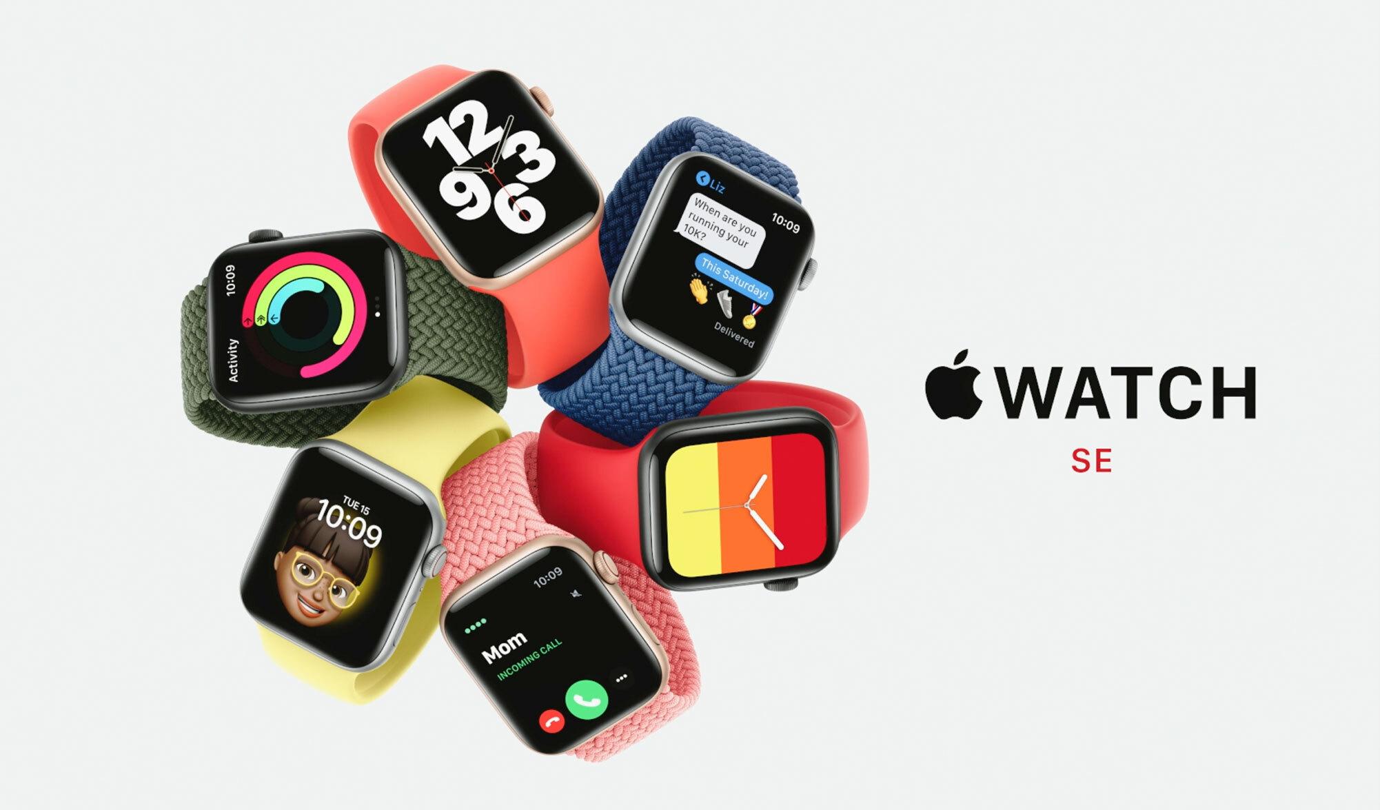 Apple unveils the $279 Apple Watch SE | Engadget
