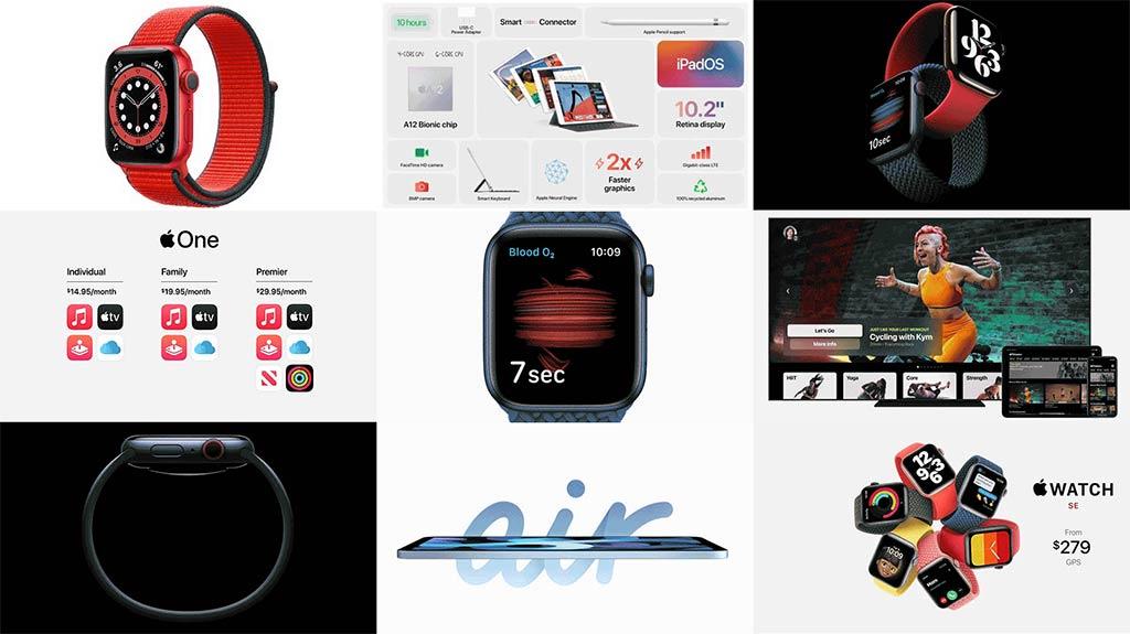 5分でわかる「Apple Event」 第4世代iPad Air & Apple Watch Series 6発表、サブスクまとめ割Apple Oneも - Engadget 日本版