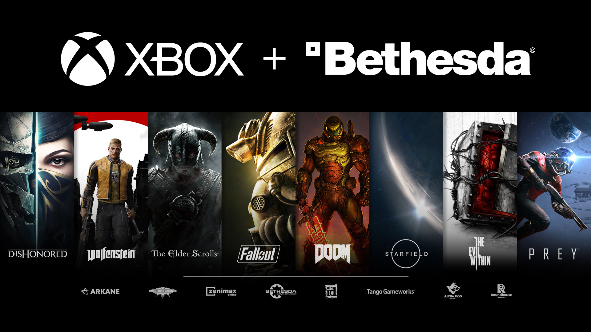 Microsoft's Bethesda deal: Great for Game Pass, troubling for exclusives | Engadget