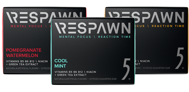 Razer Respawn By 5