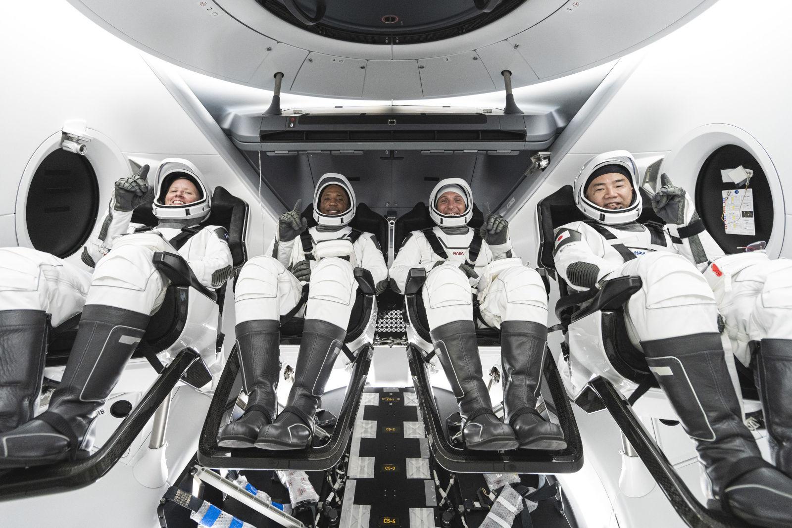 NASA Crew-1