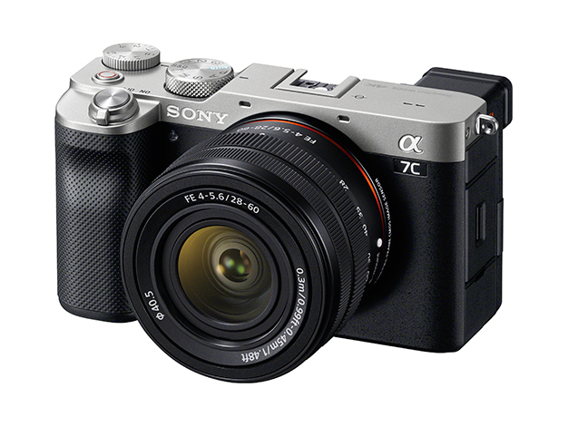 Sony announces Alpha 7C, the world's smallest and lightest full-frame mirrorless camera - Engadget 日本版