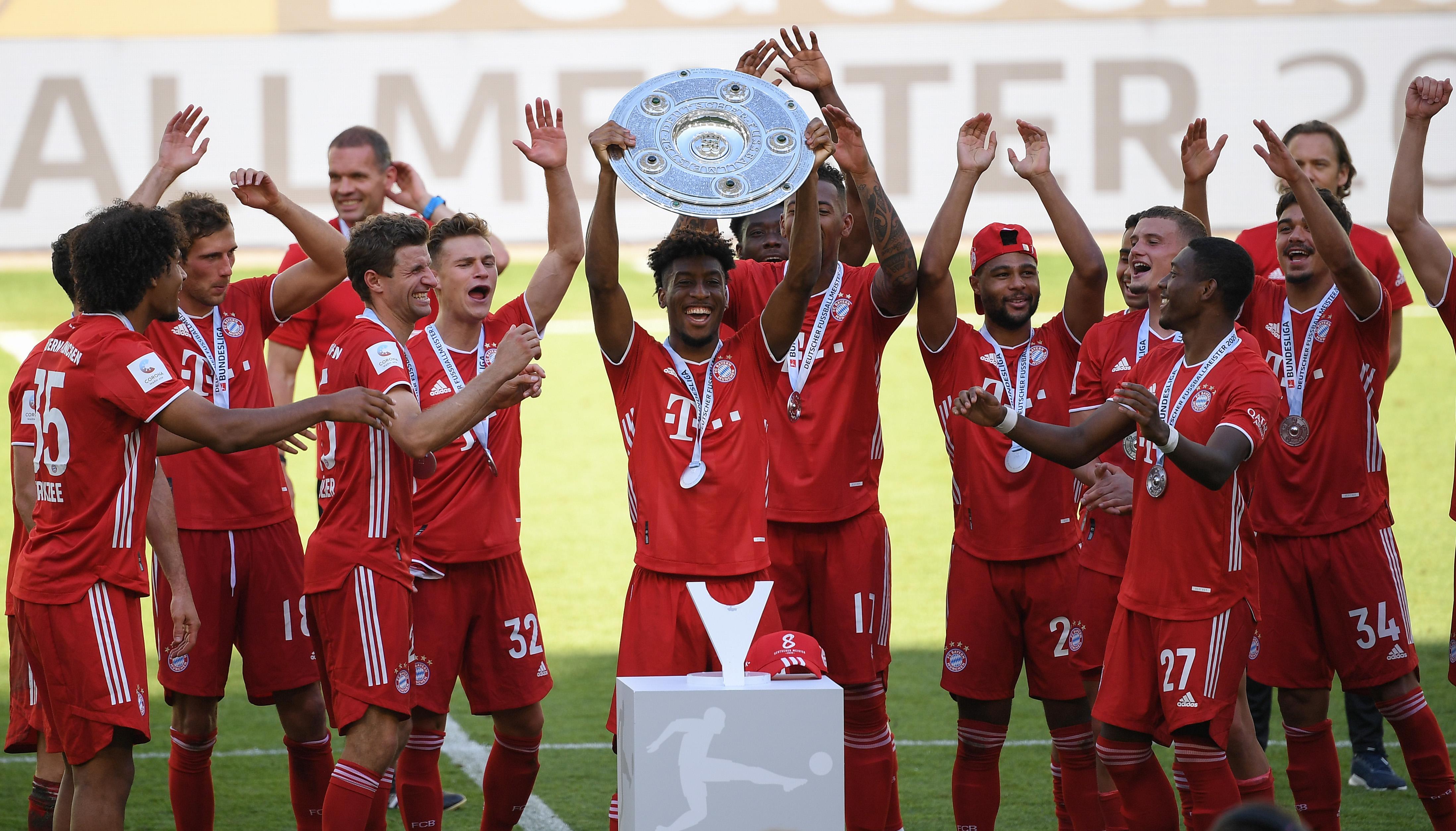 Bundesliga Start 2021/17