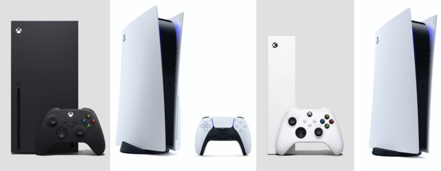 The Morning After: Next-gen consoles are real big