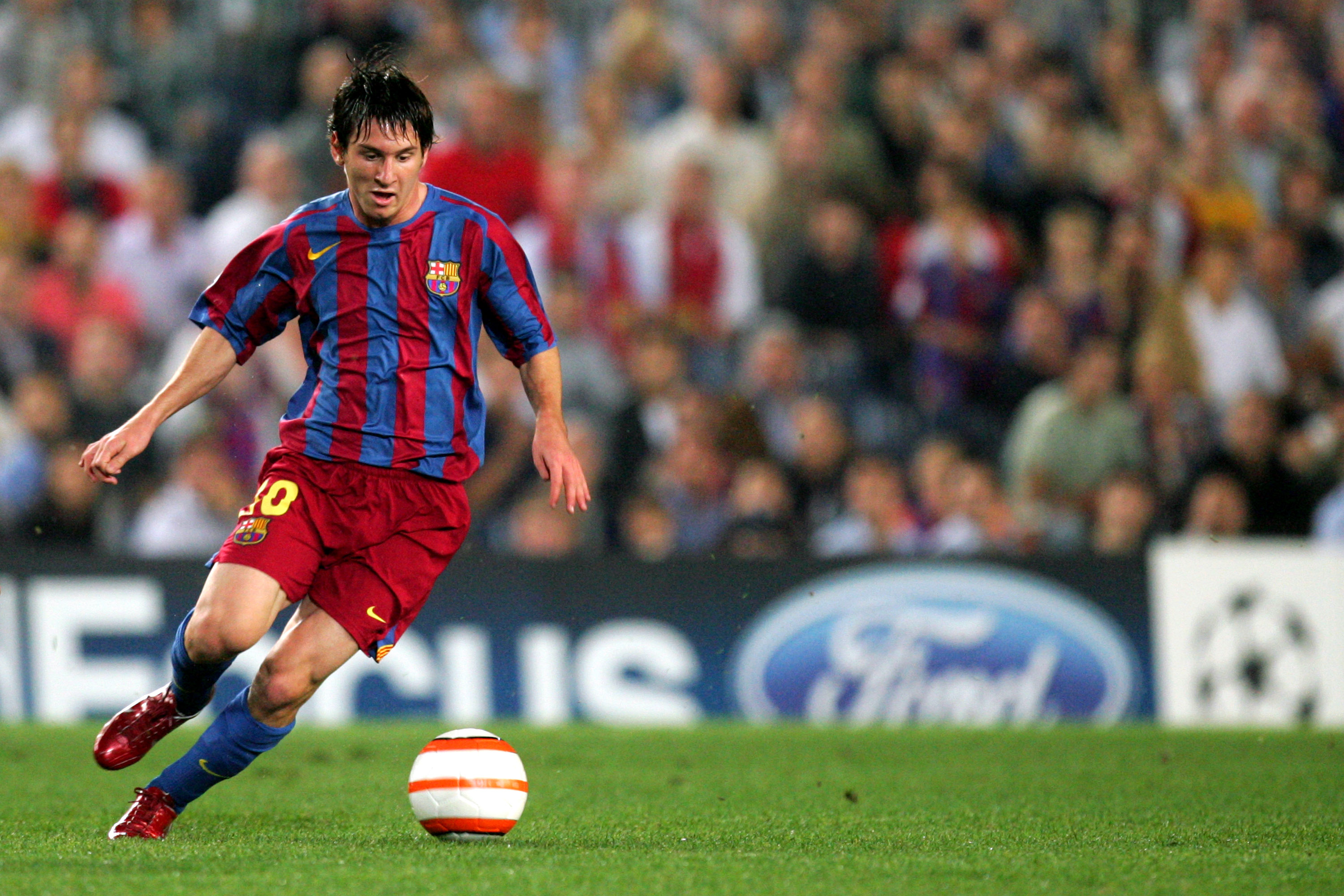 Lionel Messi, Barcelona  (Photo by Michael Regan - PA Images via Getty Images)