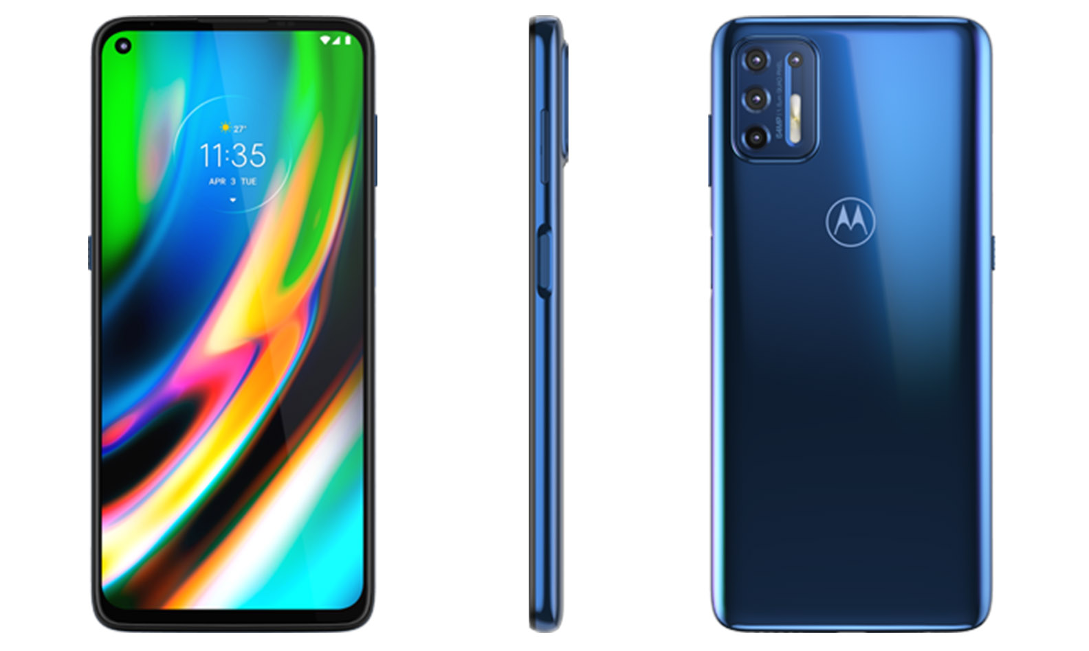 Motorola's budget G9 Plus leaks with a 64-megapixel camera and big battery