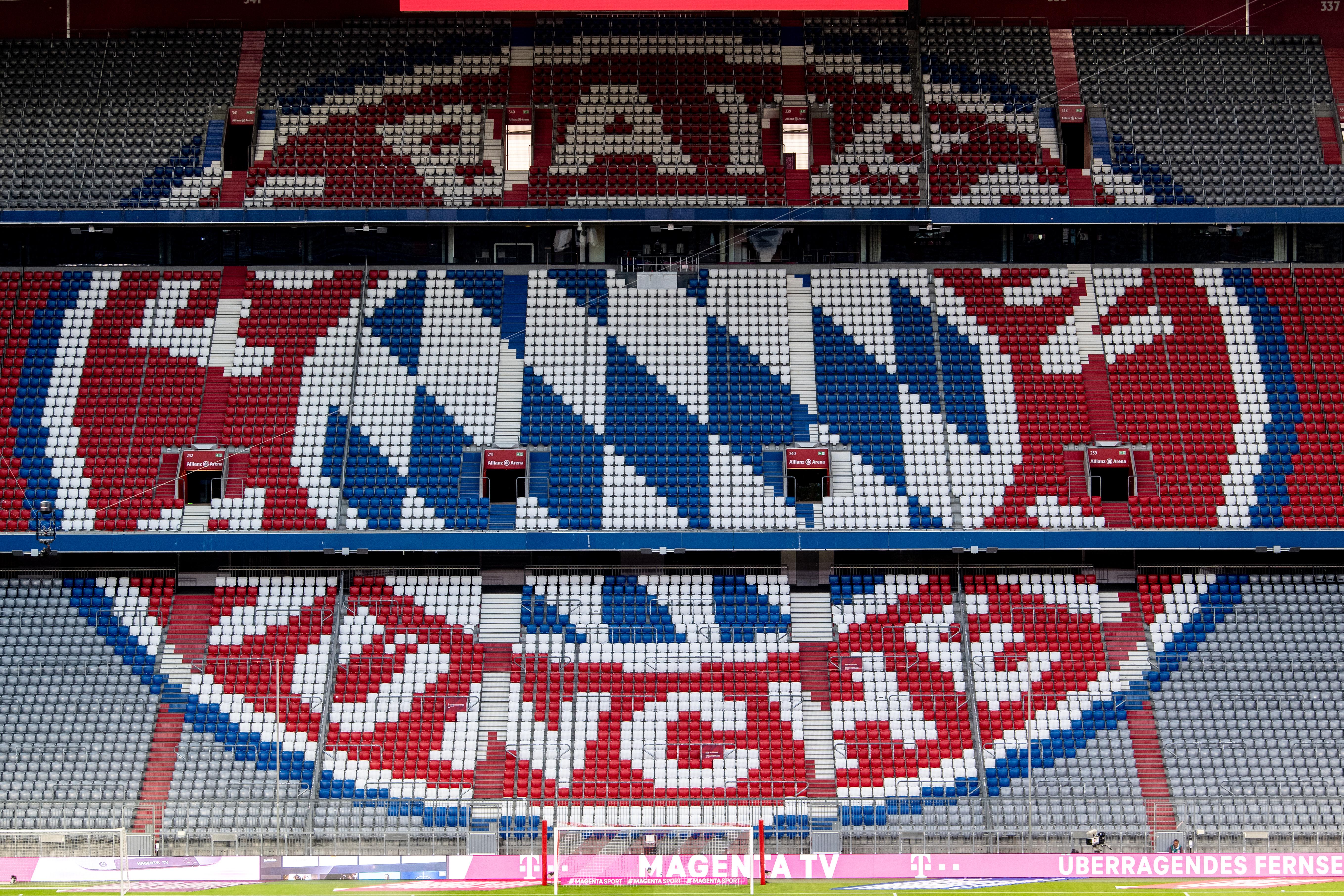 Der FC Bayern München ist deutscher Rekordmeister.