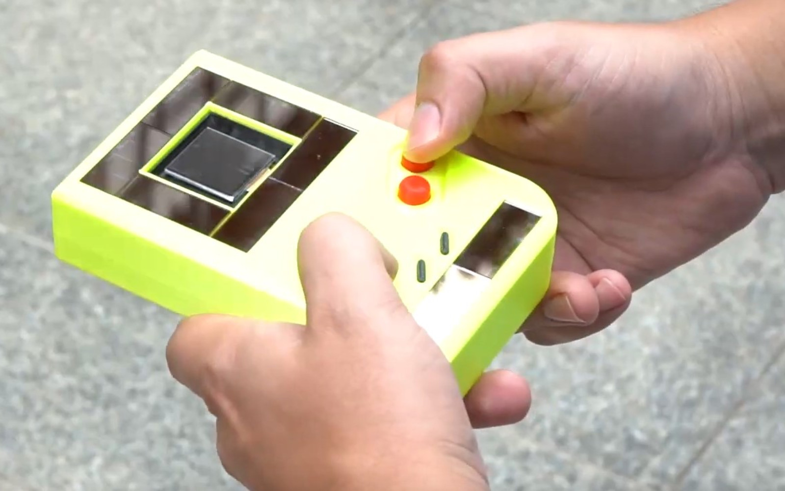 Researchers created a Game Boy that doesn't need batteries | Engadget