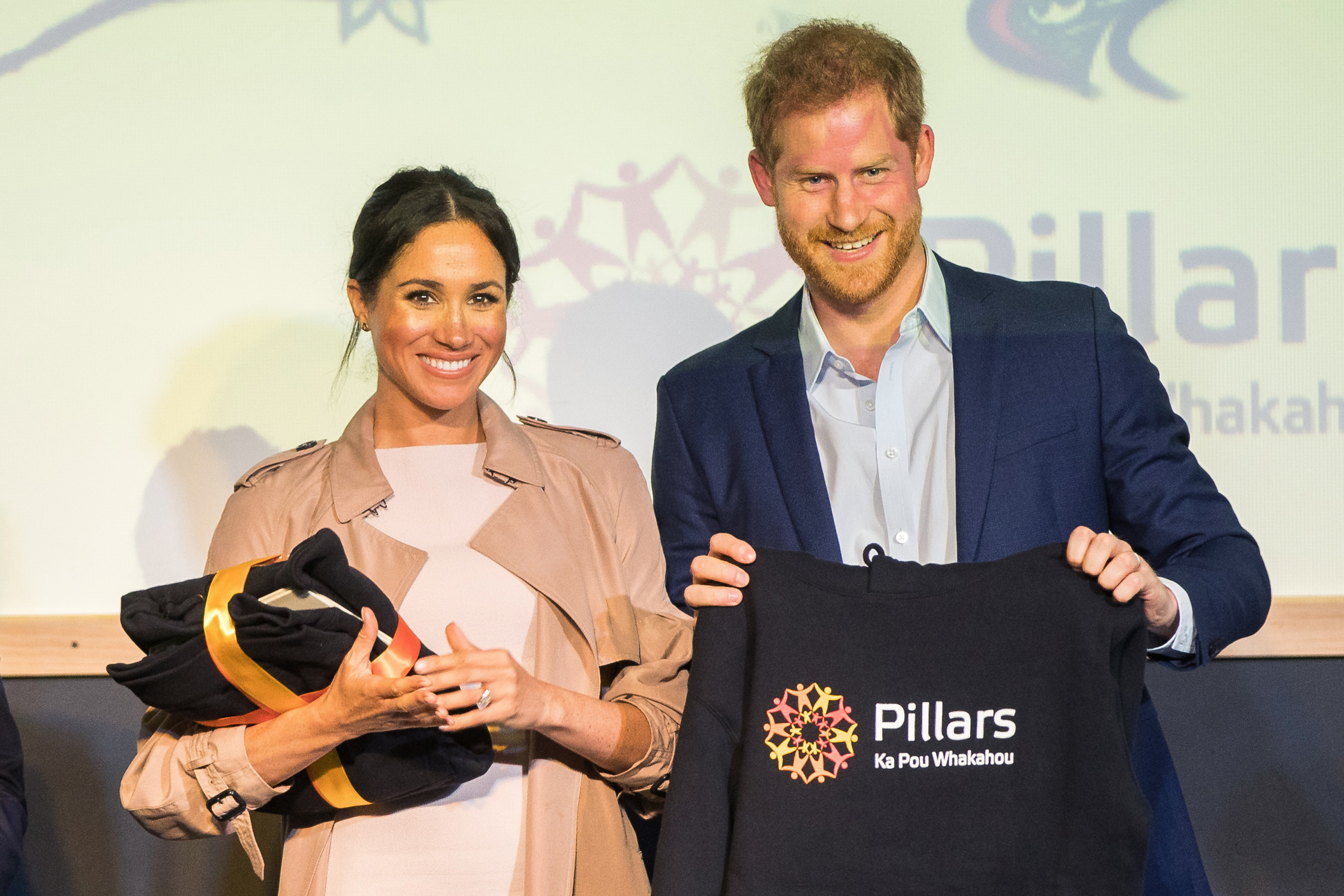 Prince Harry wants 'healthy' social media in wake of U.S. Capitol attack, Markle scrutiny