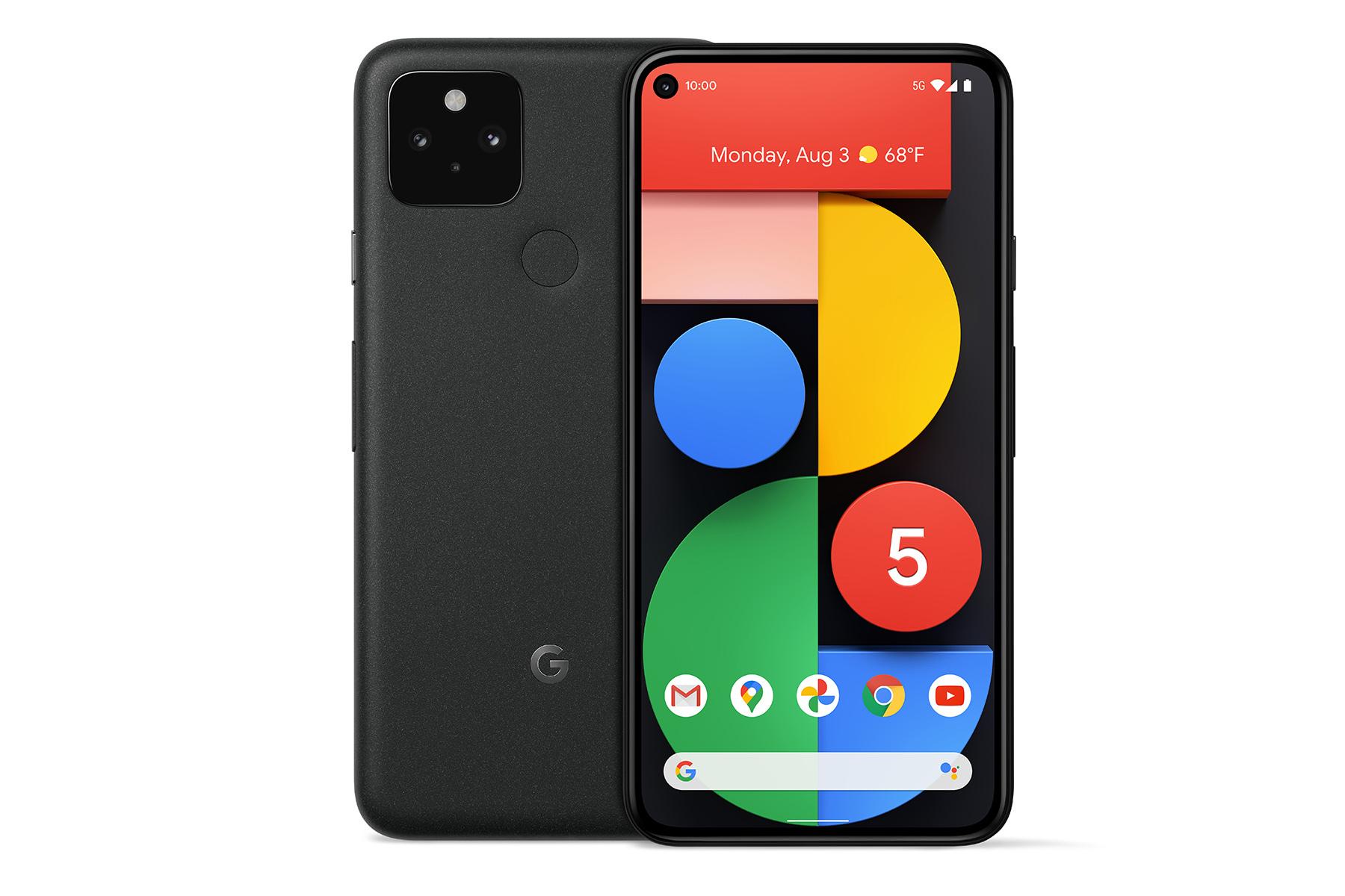 Pixel 5 image
