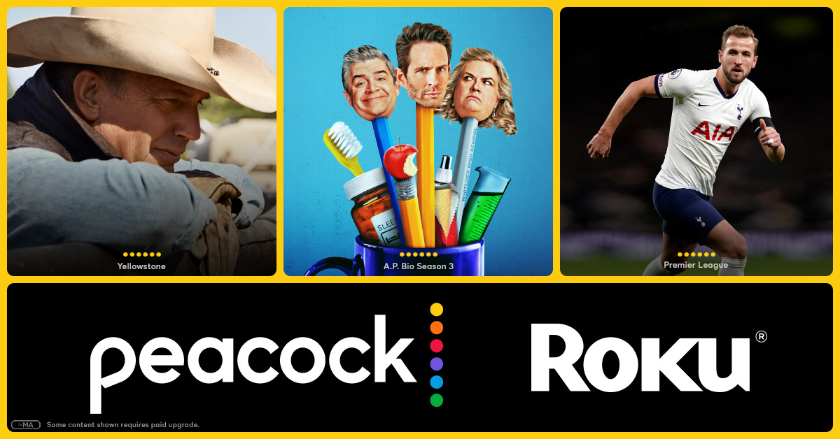 NBC's Peacock is finally live on Roku after tense negotiations