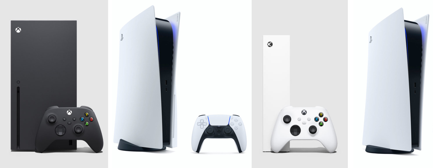 The Playstation 5 Vs The Xbox Series X And Series S Engadget