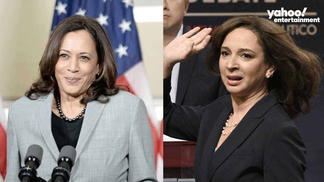 Maya Rudolph On Returning As Kamala Harris On Snl