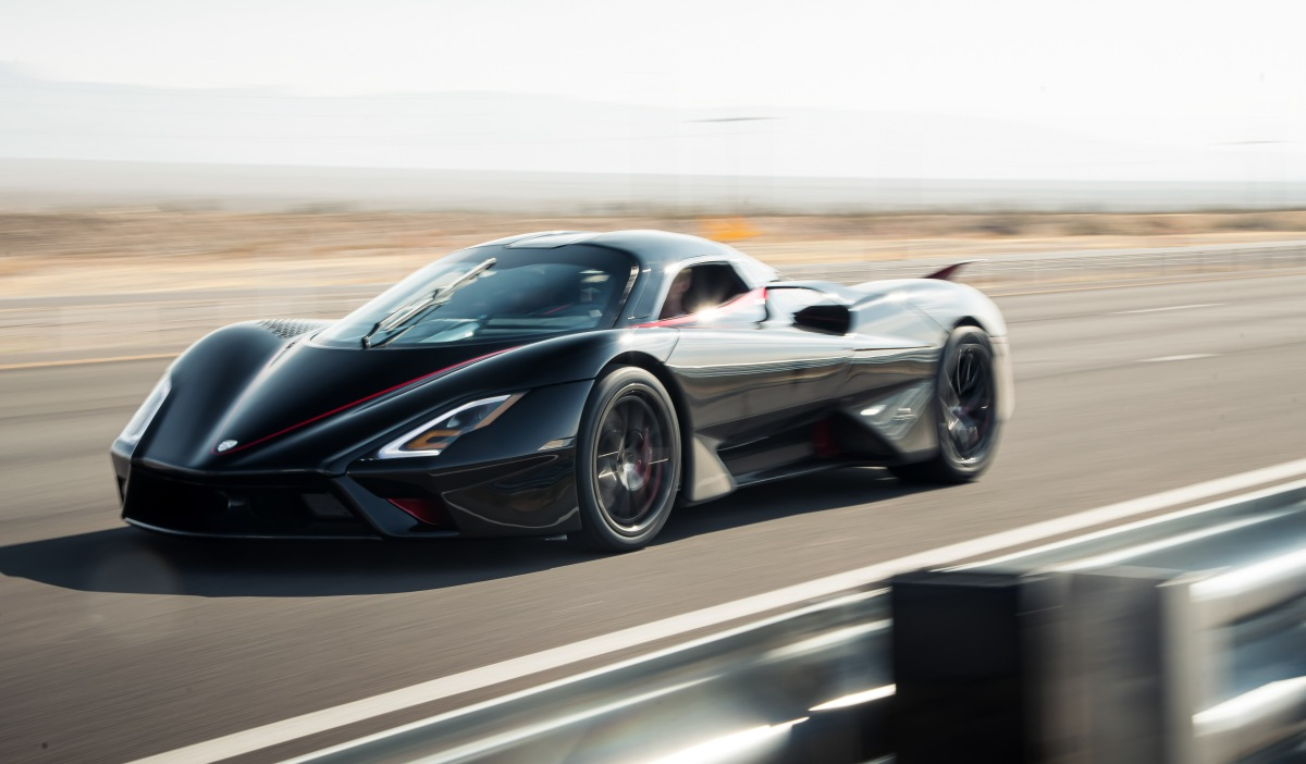 SSC NA promises a re-run of the Tuatara's top speed record attempt #rwanda #RwOT #Worlds2020